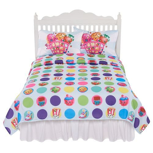 Shopkins Twin Sheet Set