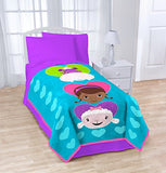"Disney Junior Doc McStuffins Cuddles Fleece 62"" x 90"" Blanket"