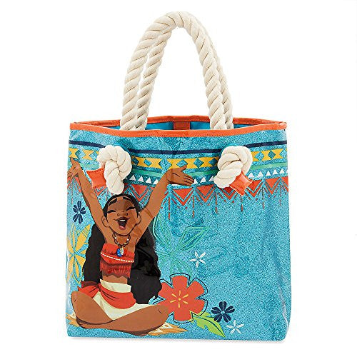 Disney Moana Swim Bag Blue