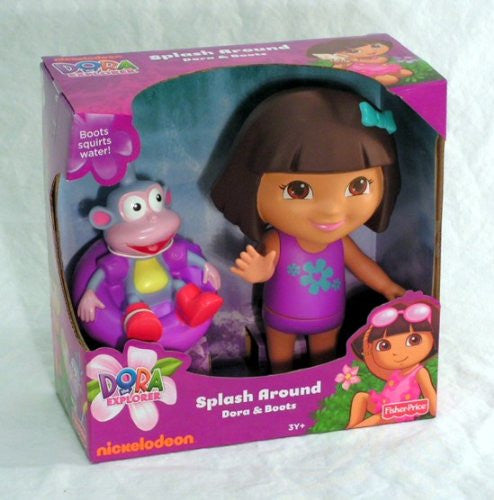Fisher-Price Dora The Explorer Splash Around Dora and Boots