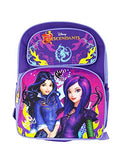 Disney Descendants Backpack, lunch bag, pencil pouch, and cross body bag combo set