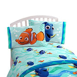 Disney/Pixar Finding Dory Splashy 3 Piece Sheet Set, Twin