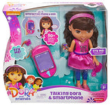 Fisher-Price Nickelodeon Dora & Friends Talking Dora & Smartphone