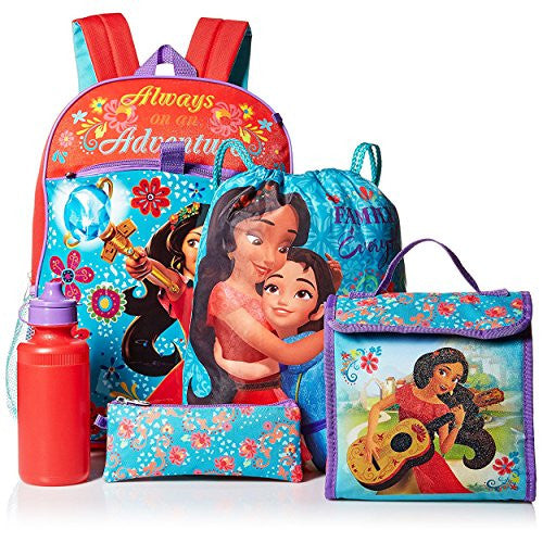 4ab14a498e7 Disney Girls  Elena 5 Pc Set Backpack
