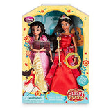 Disney Elena of Avalor Deluxe Singing Doll Set - 11 Inch (with 10 Inch Isabel)