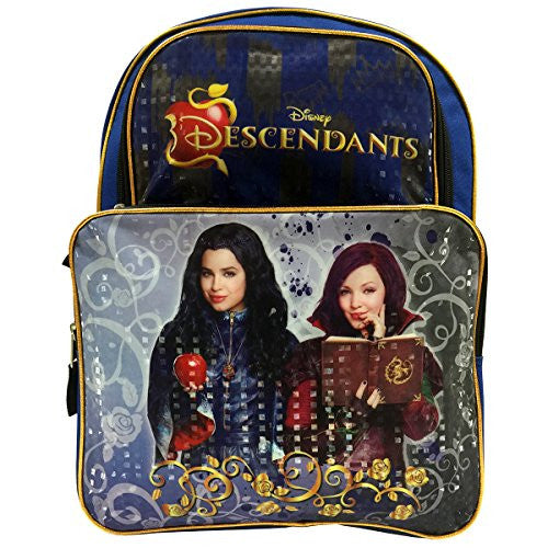"Disney Descendants 16"" School Backpack"