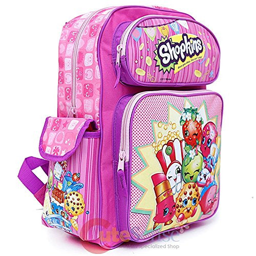 a4f8c60f42e ... Bag · Shopkins School Backpack Set 16