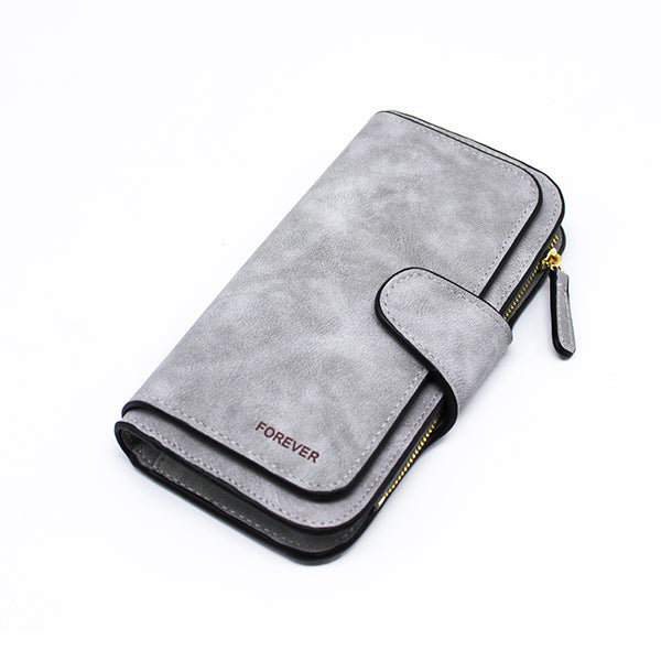 8d9f9c67a Brand Leather Women Wallets High Quality Designer Zipper Long Wallet W –  Tees Totes and Tiles