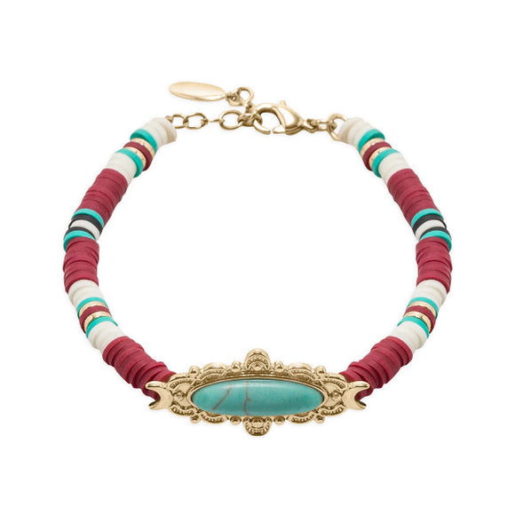 Bracelet Creeks Ruby