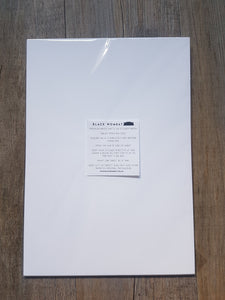 Sticker Paper (20 sheets)