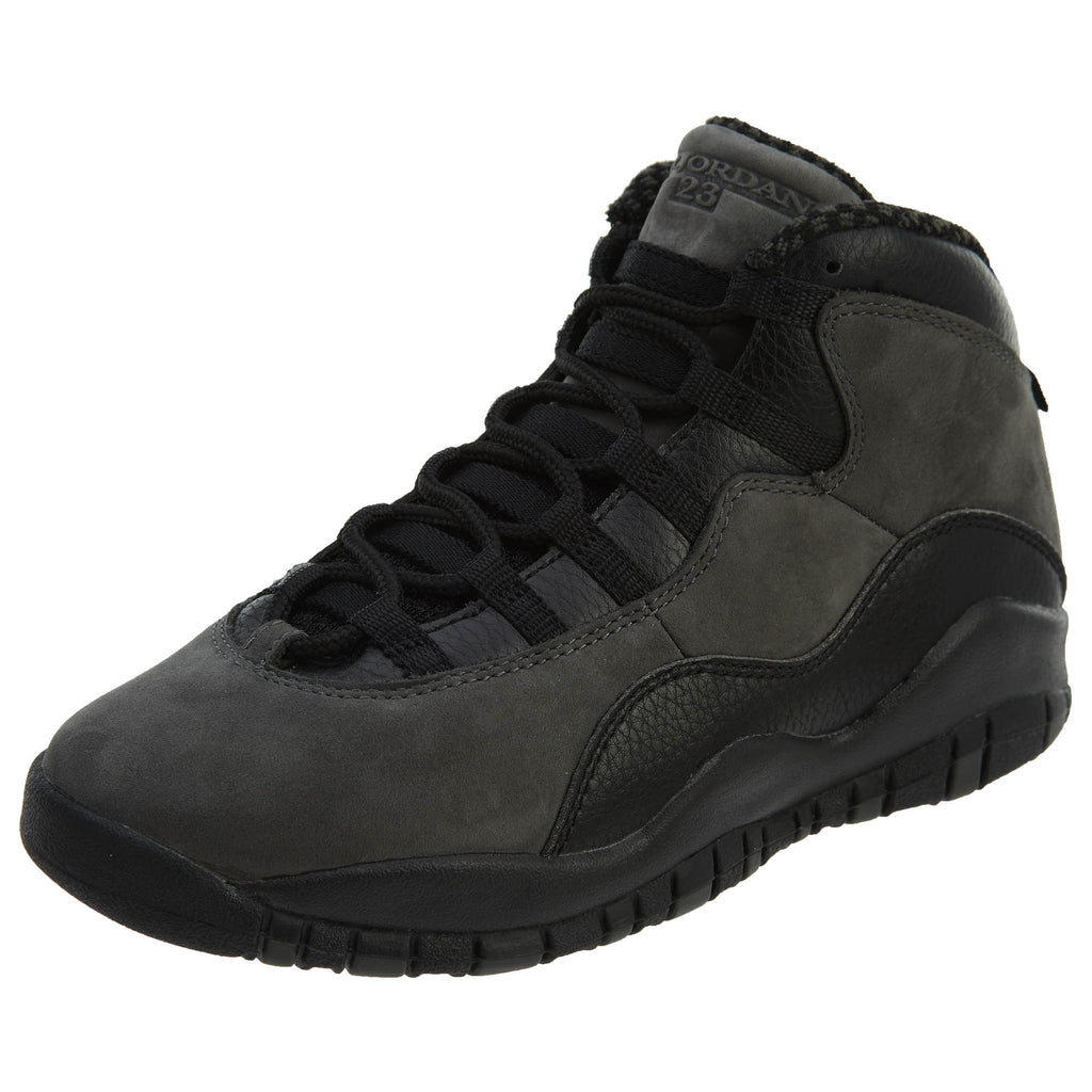 "Air Jordan 10 Retro Bg (gs) ""dark Shadow""  Boys / Girls Style :310806"
