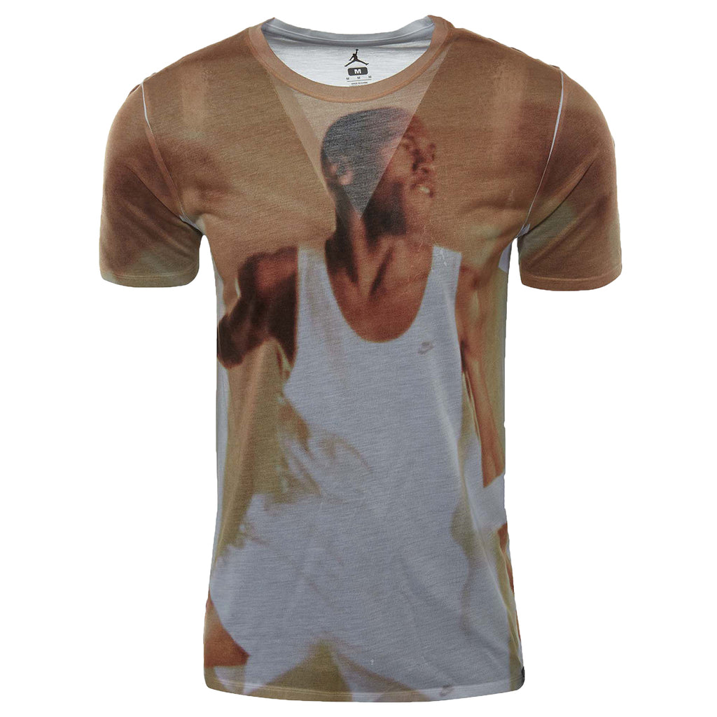 Jordan Mj Photo Tee Mens Style : 916026