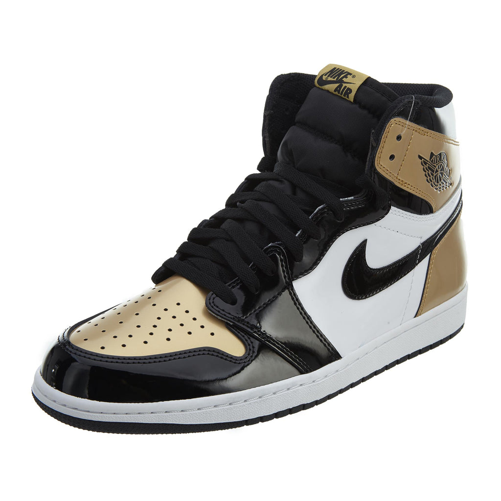 "Air Jordan 1 Retro High Og Nrg ""gold Toe""  Mens Style :861428"