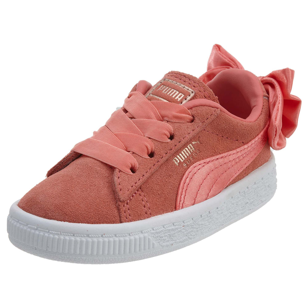 Puma Suede Bow Ac Toddlers Style : 367320