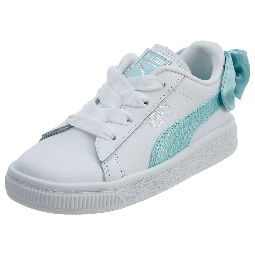 Puma Basket Bow Ac Toddlers Style : 367323