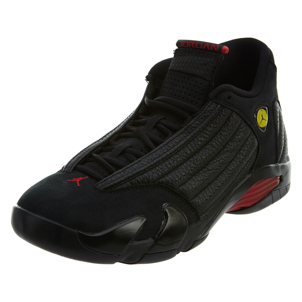 "Air Jordan 14 Retro ""last Shot 2018 Release""  Mens Style :487471"