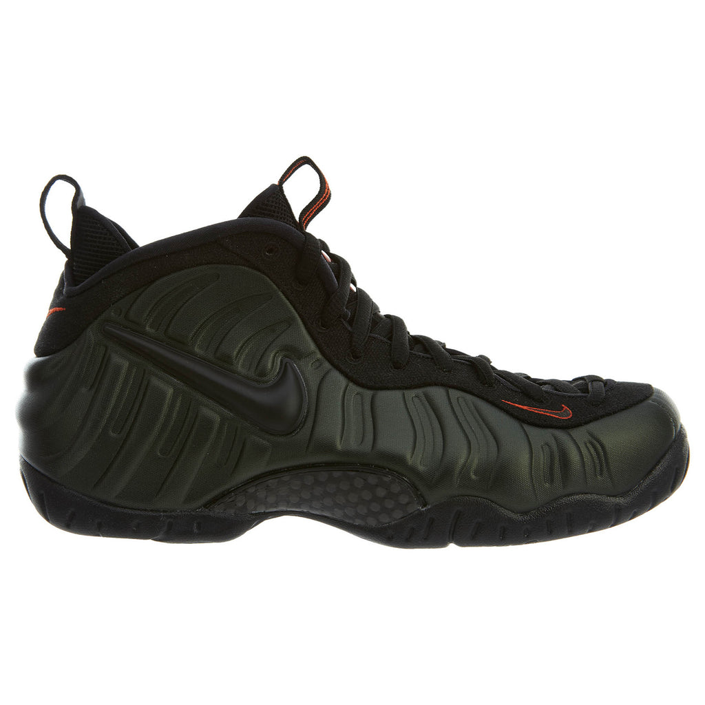 Nike Air Foamposite Pro - sequoia/black team orange Mens Style :624041