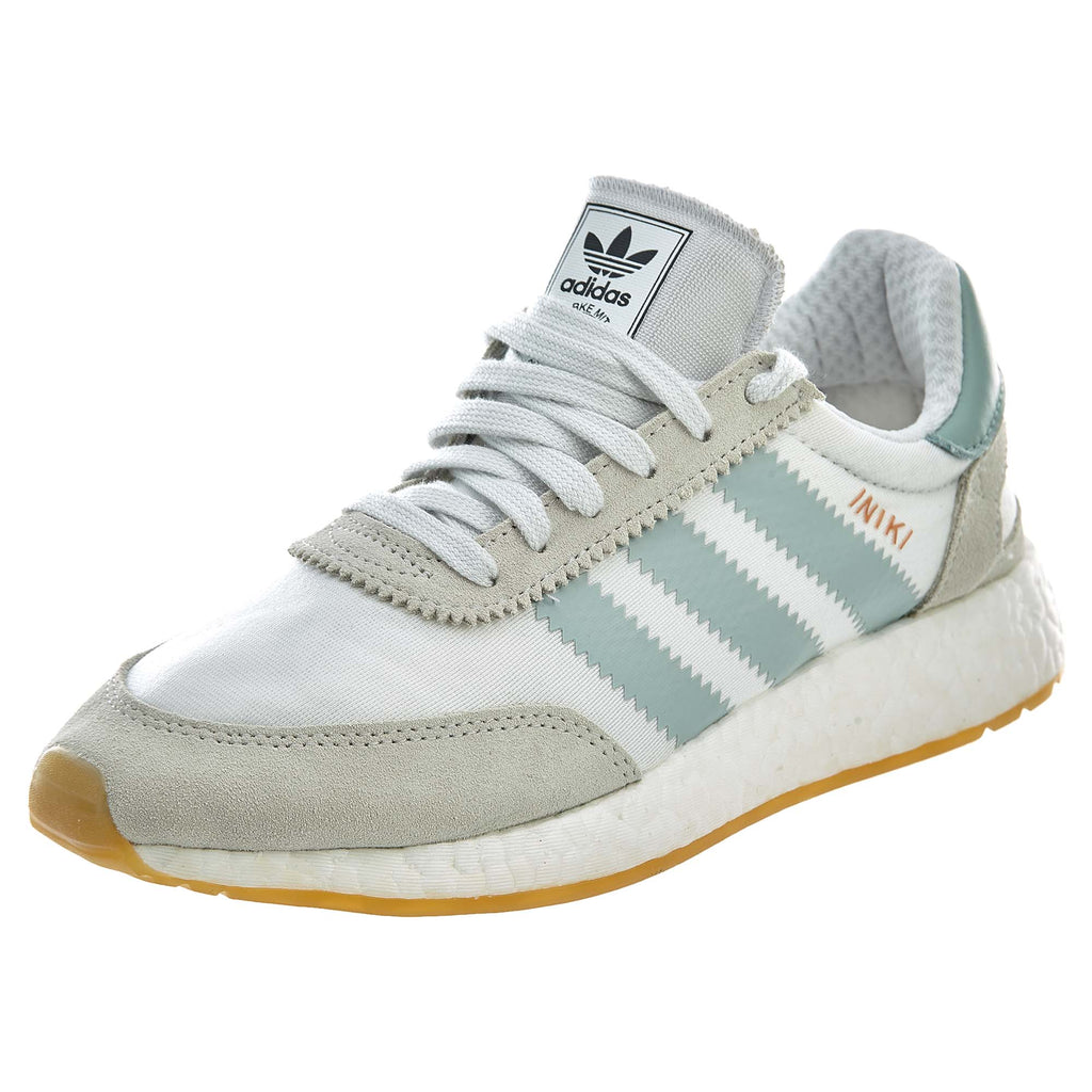 f07cad8c2a3b1 Adidas Iniki Runner Mens Style   By9092-Wht Green