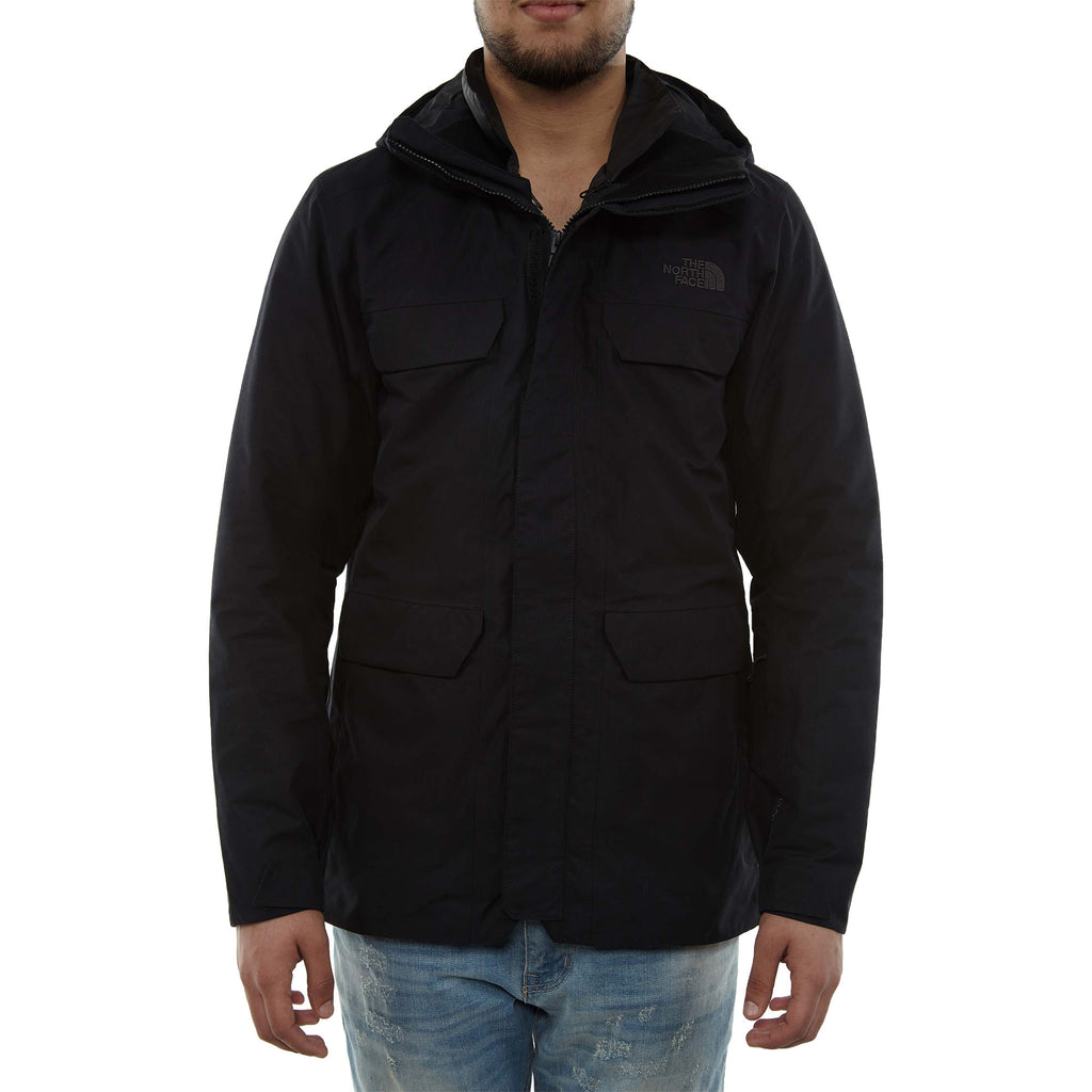 North Face Alligare Triclimate Jacket Mens Style : A3ifl-JK3