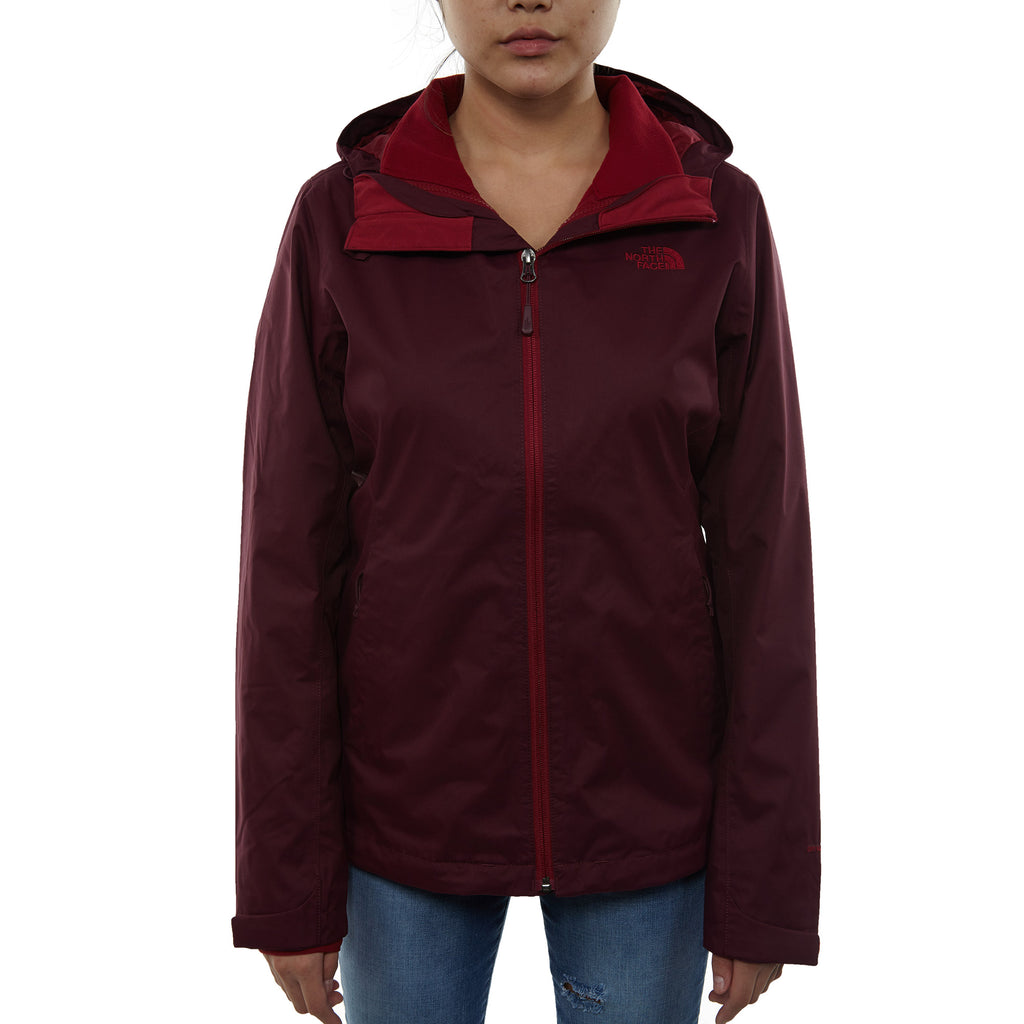 North Face Arrowood Triclimate Jacket Womens Style : Cus2-7AG
