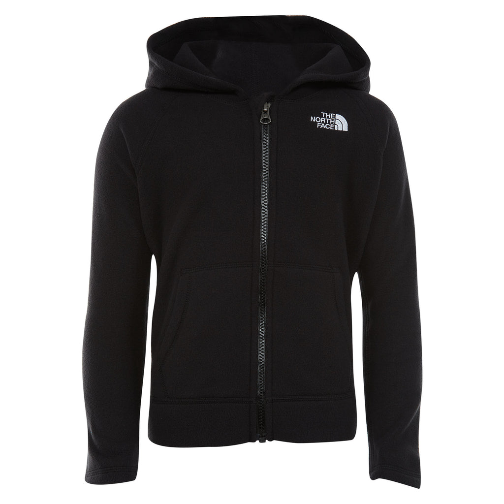 North Face Glacier Full Zip Hoodie Toddlers Style : A34wa-KY4