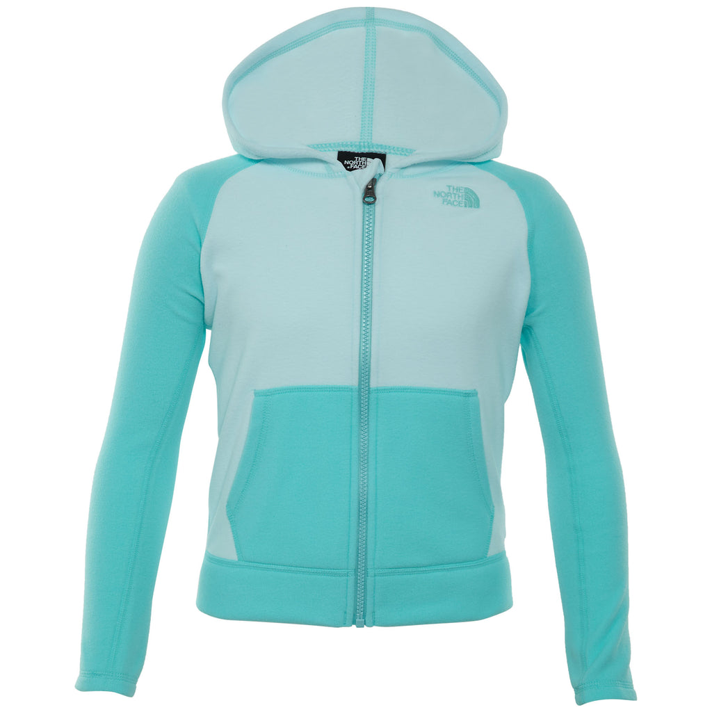 North Face Glacier Full Zip Hoodie Toddlers Style : A34wa-16E