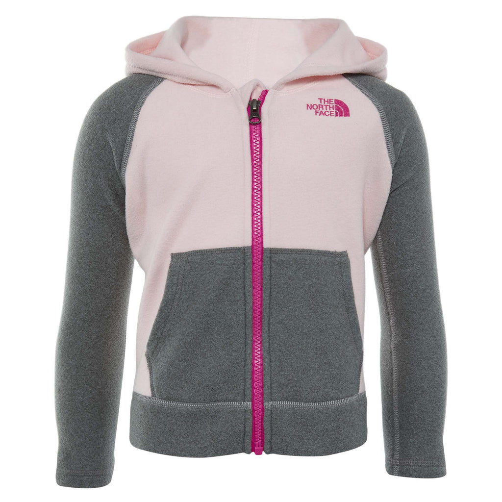 North Face Glacier Full Zip Hoodie Toddlers Style : A34wa-RS4