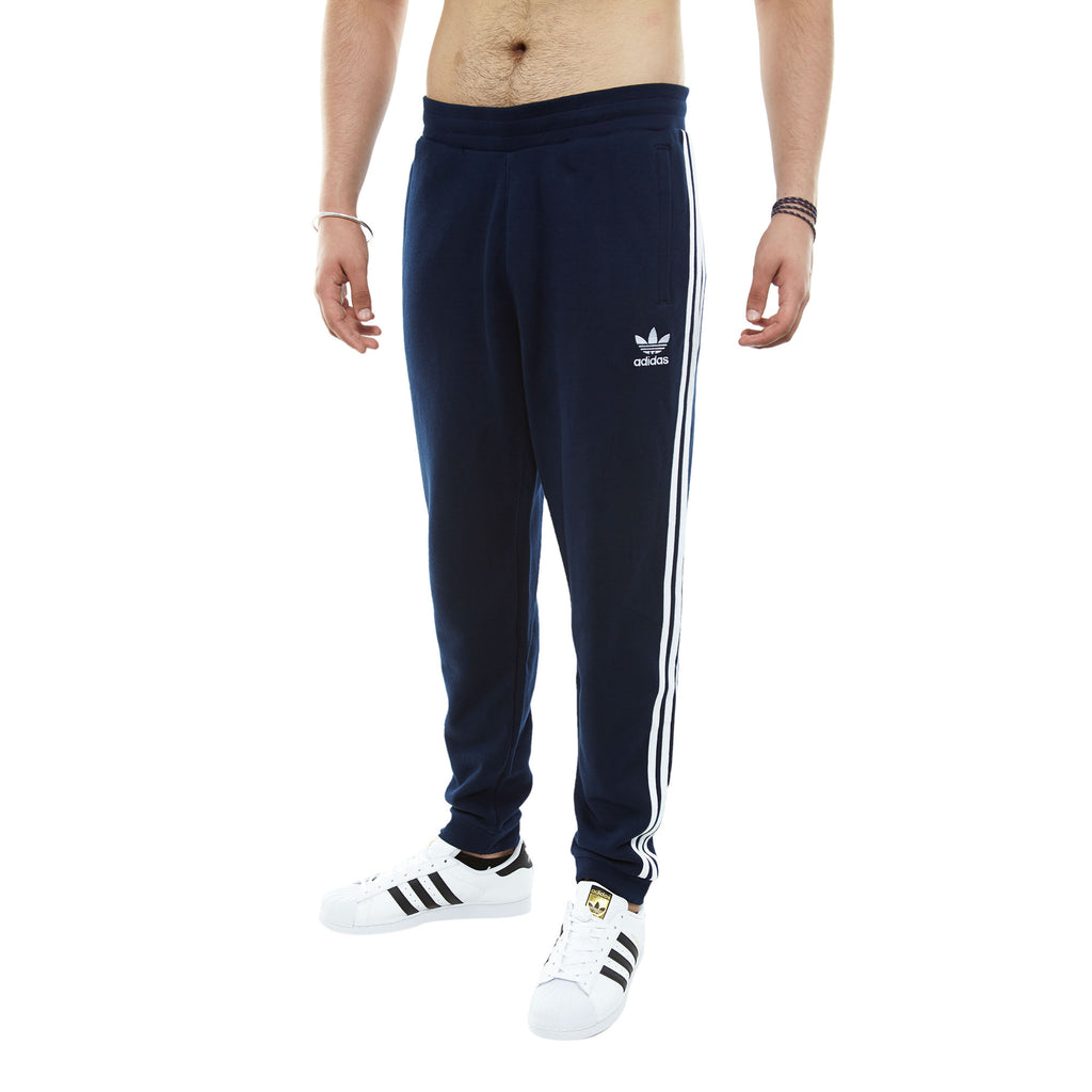Adidas 3-stripes Pants Mens Style : Dj2118-Navy