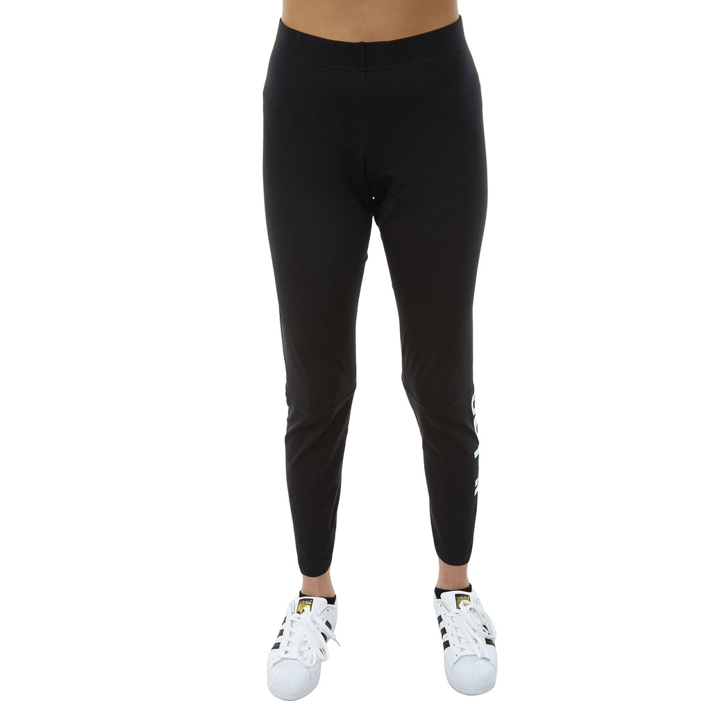 Adidas Essential Linear Tights Womens Style : S97155-BlK