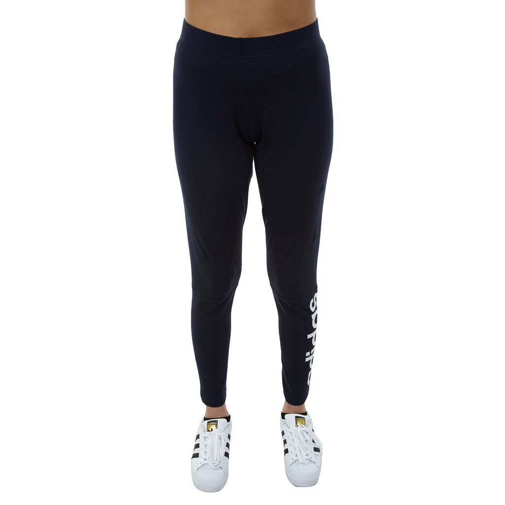 Adidas Essential Linear Tights Womens Style : Cf8870-Ink