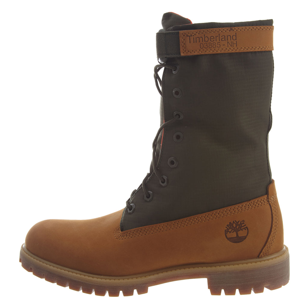 "Timberland 6"" Premium Gaiter Boot Mens Style : Tb0a1qy8-Wheat"