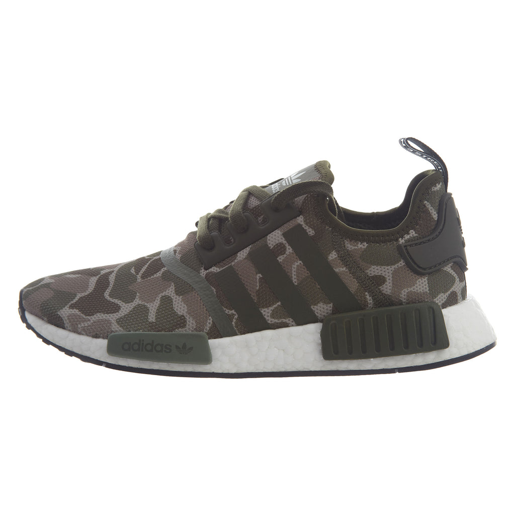 Adidas Nmd_r1 Duck Camo Mens Style : D96617-Sesame