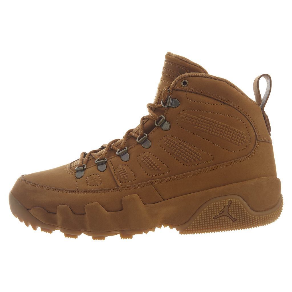 Nike Jordan 9 Retro Boot Wheat  Mens Style :AR4491