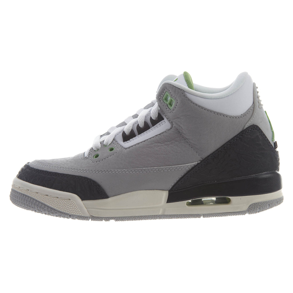 "Air Jordan 3 Retro (gs) ""chlorophyll""  - It Boys / Girls Style :398614"