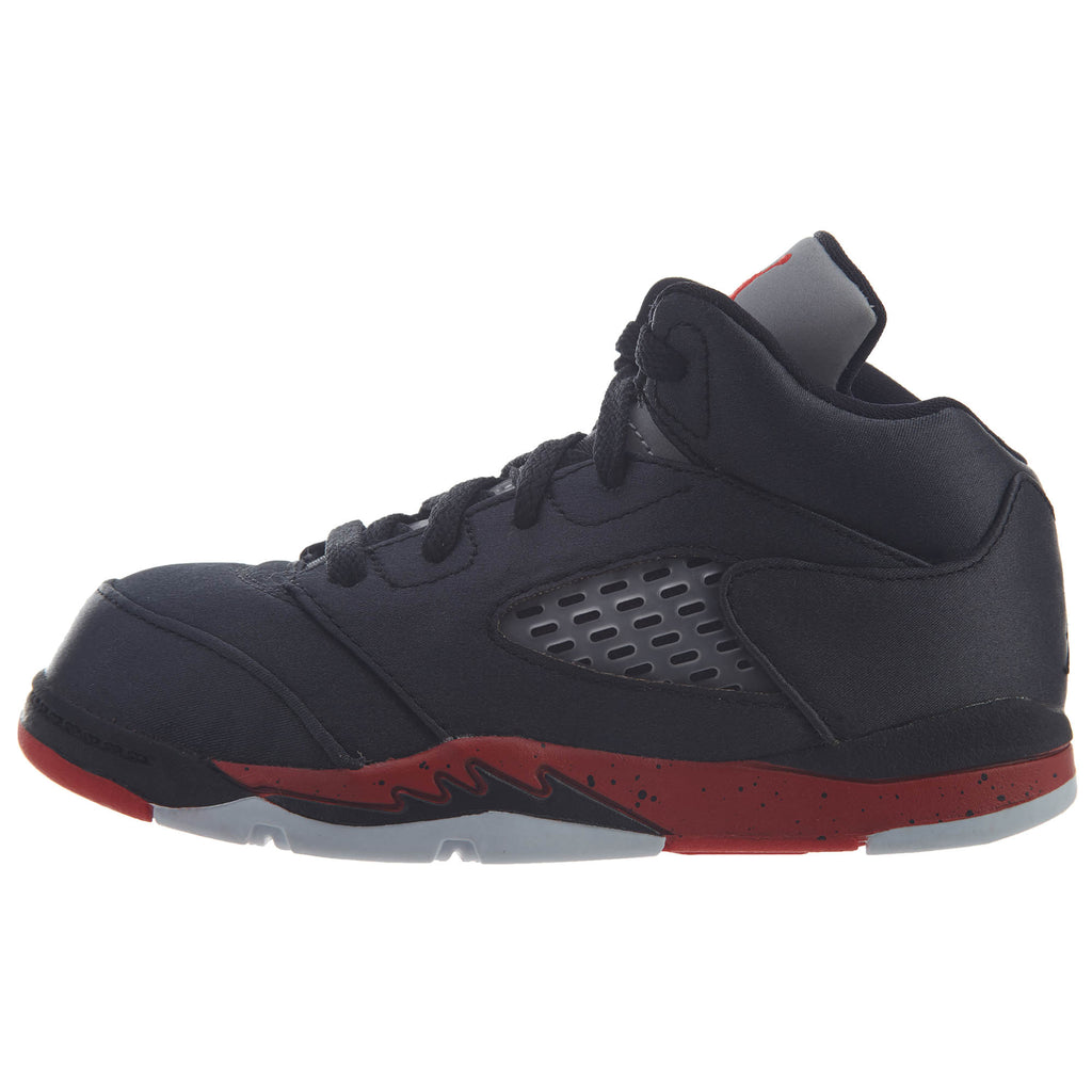 Jordan 5 Retro Satin Bred Toddlers Style : 440890-006