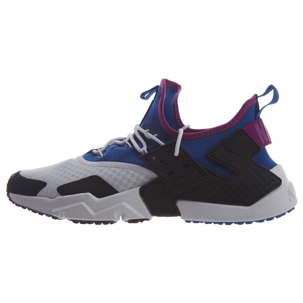 Nike Blue/Black/White Air Huarache Drift Shoe  Mens Style :AH7334