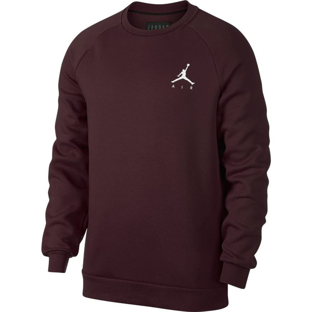 Jordan Jumpman Air Fleece Crew Mens Style : 940170-652