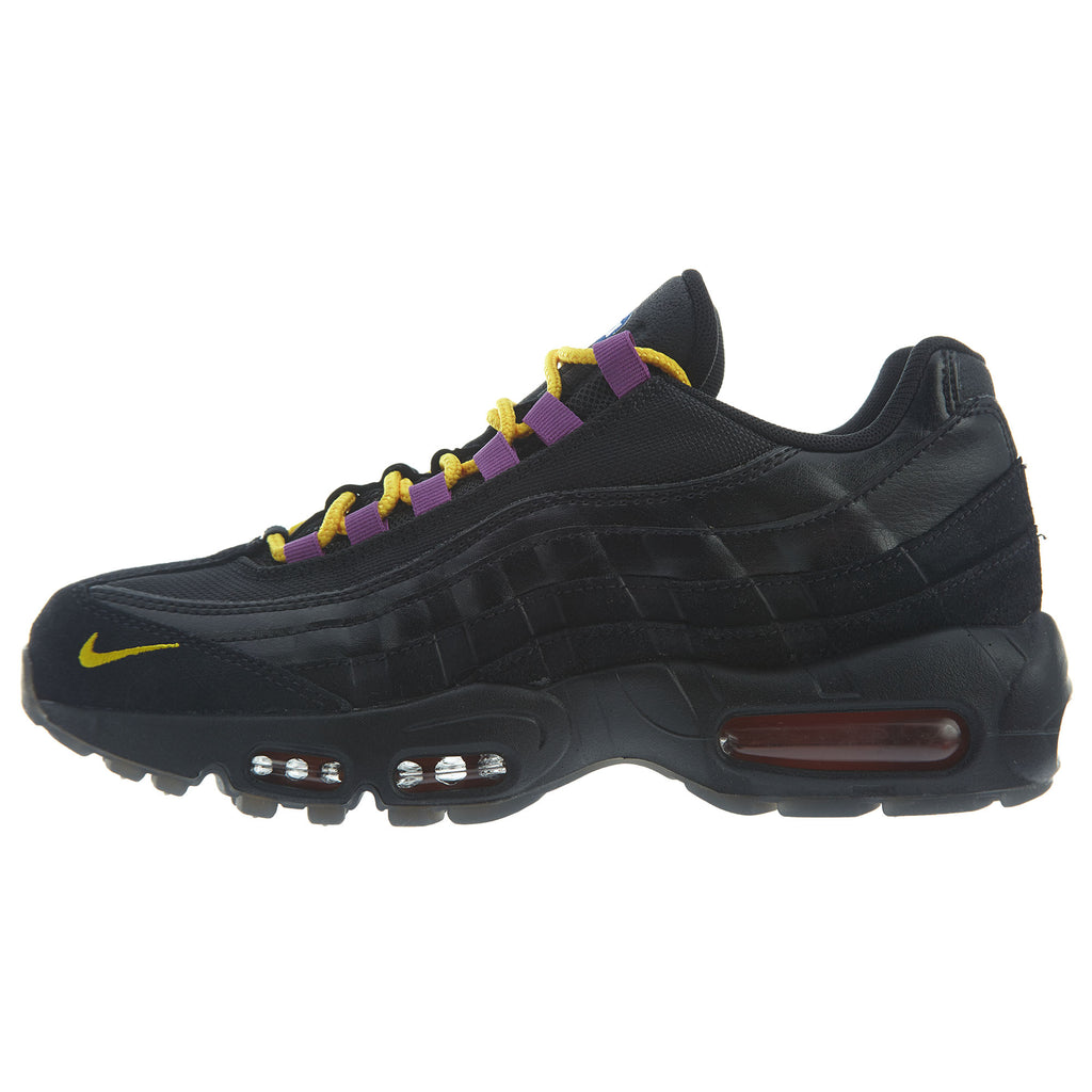 Nike Air Max 95 La Vs NYC Black Running Mens Style :AT8505