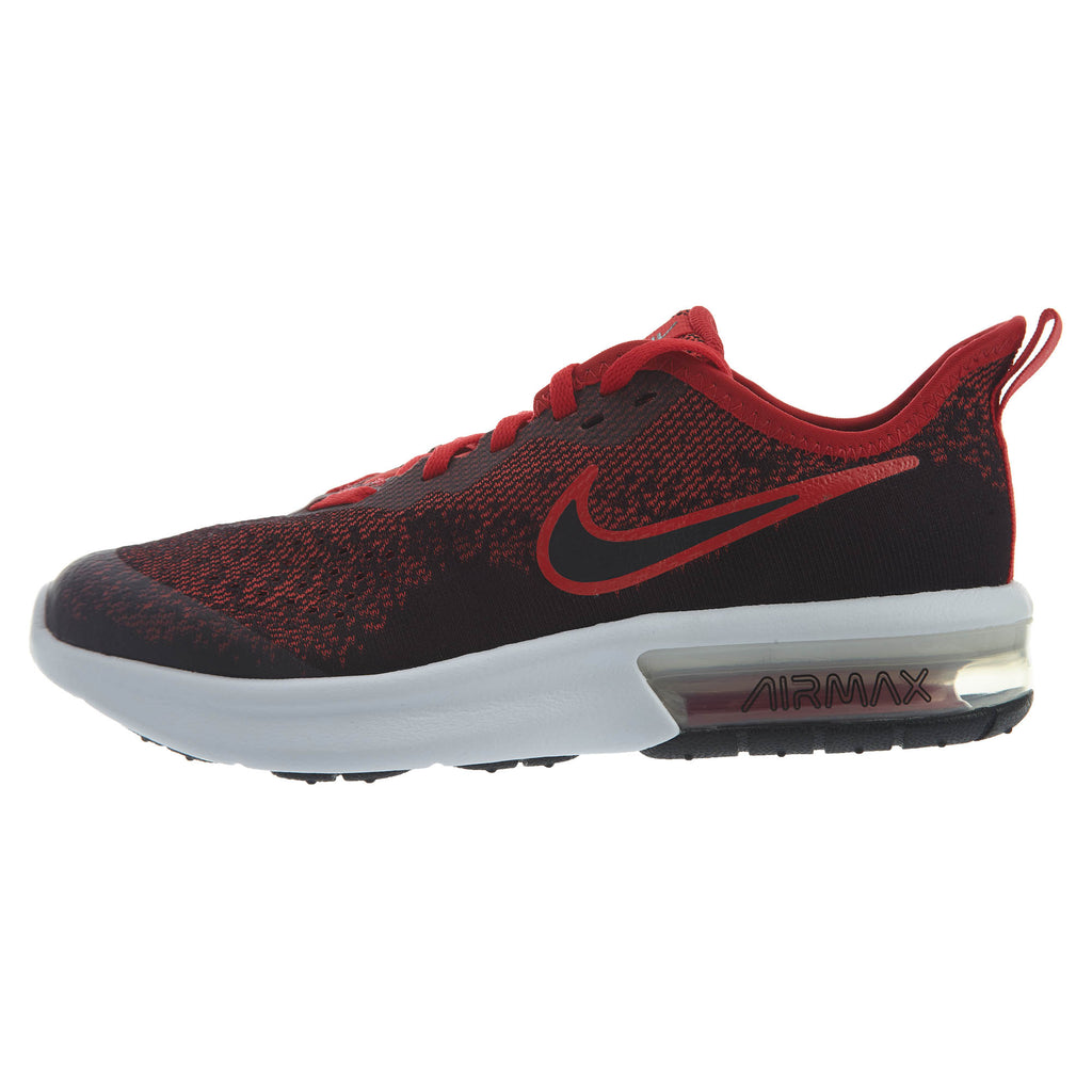 Nike Air Max Sequent 4 Big Kids Style : Aq2244-002