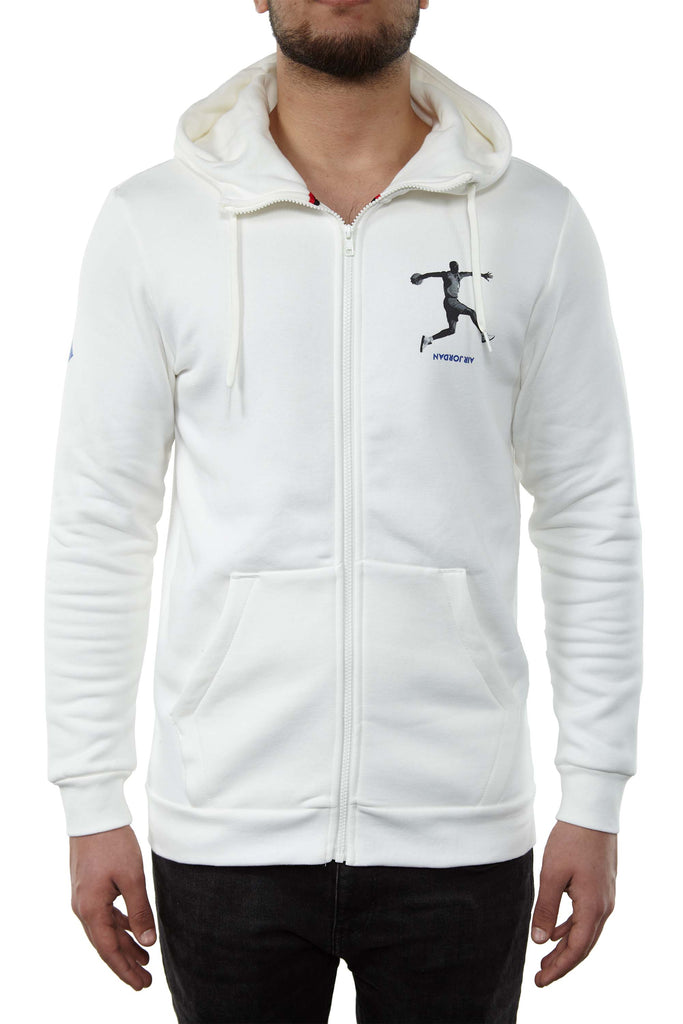 Jordan  Jumpman Aj 5 Fleece Full-zip Hoodie Mens Style : 939972-133