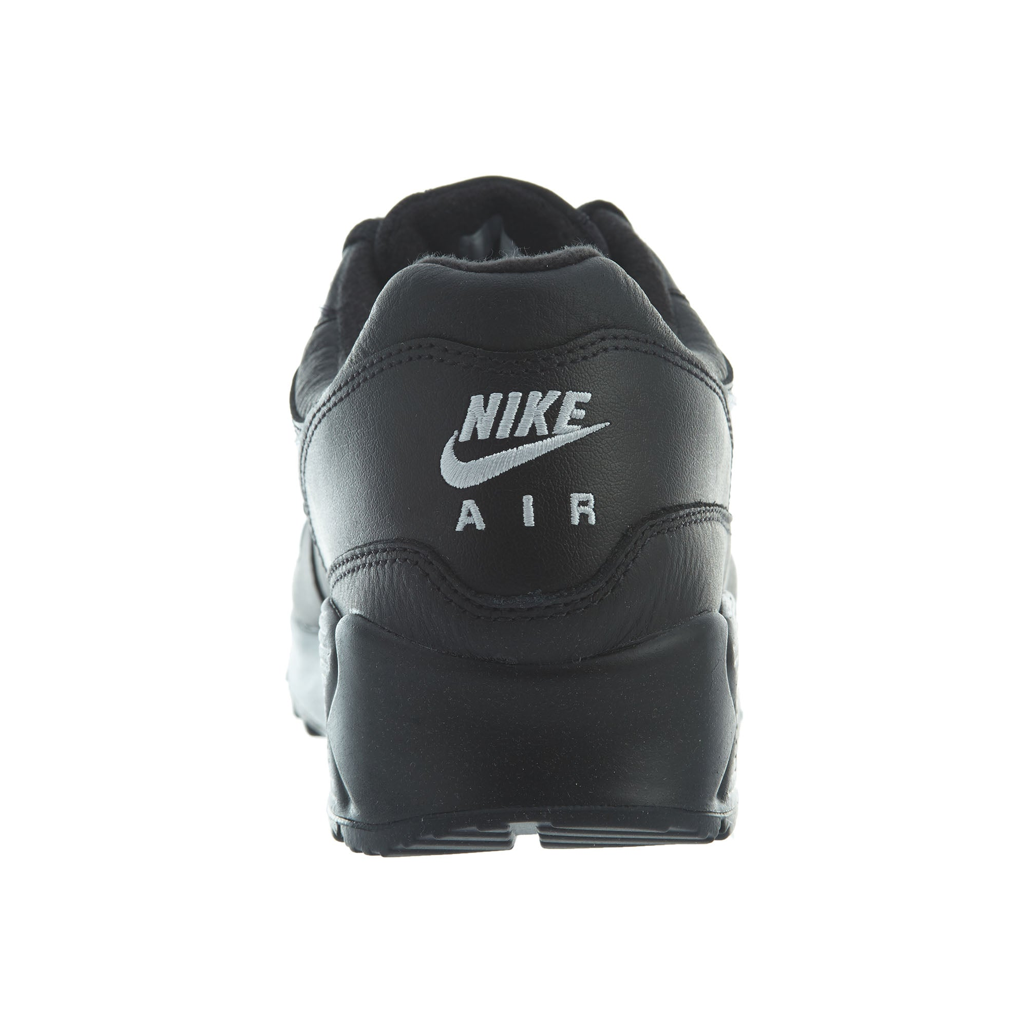 meet ffe97 4fcf2 Nike Air Max 90 1 Black White Leather Running Mens Style  AJ7695. NIKE   Athletic  Shoes   Sneakers