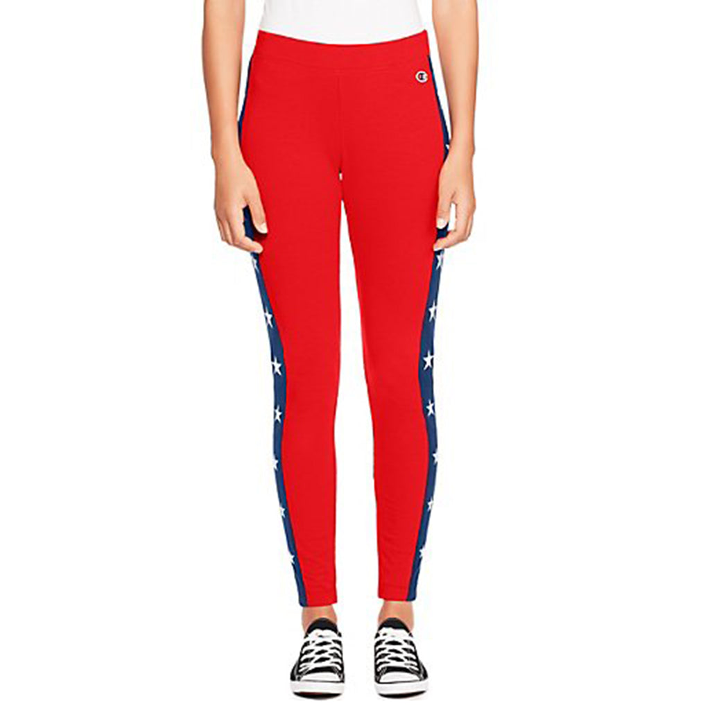 Champion European Collection French Terry Legging (Limited Edition) Womens Style : Cewm36-STL