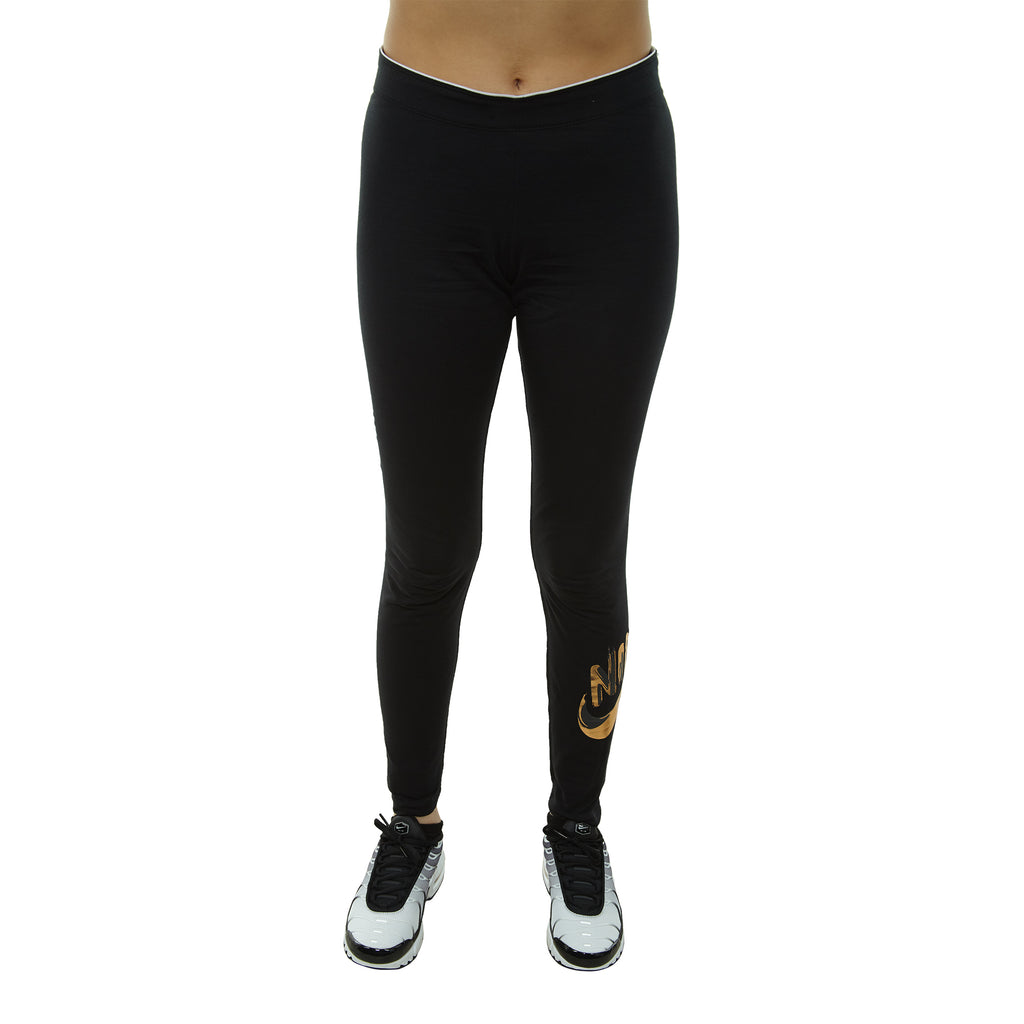 Nike Metallic Leggings Womens Style : 939301-010