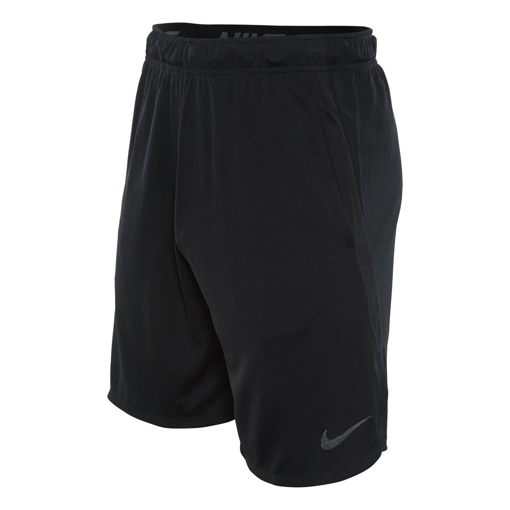 "Nike Dri-fit Woven 9"" Training Shorts Mens Style : 890811-010"
