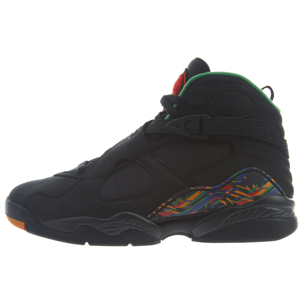 "Air Jordan 8 Retro ""air Raid"" - black/light Mens Style :305381"