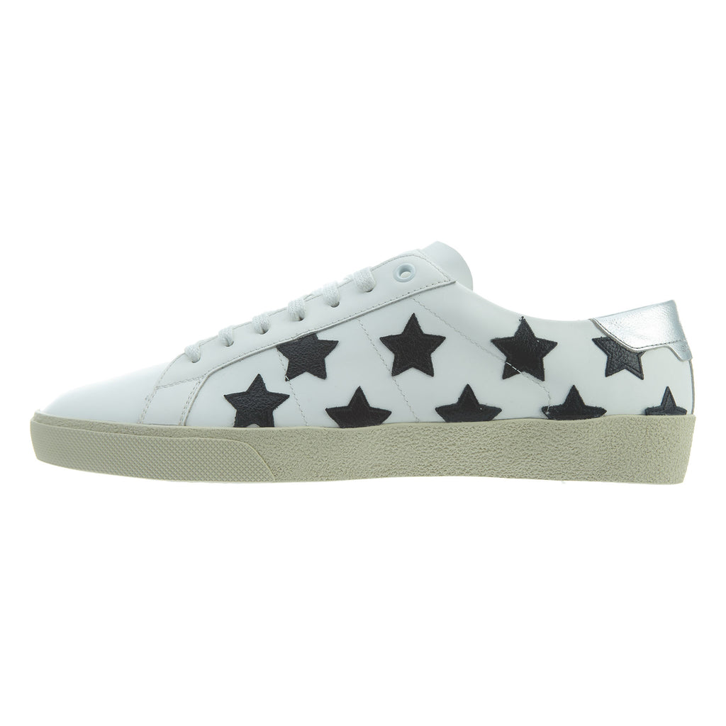 Saint Laurent Low-top Star Sneakers Mens Style : 421572-9084