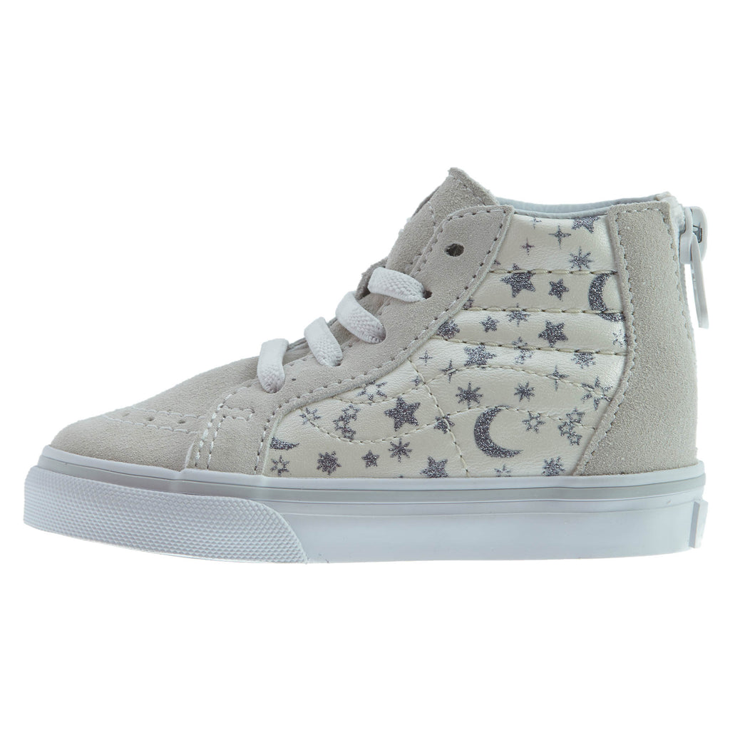 Vans Sk8-hi Zip ( Star Glitter) Toddlers Style : Vn0a32r3-OS9
