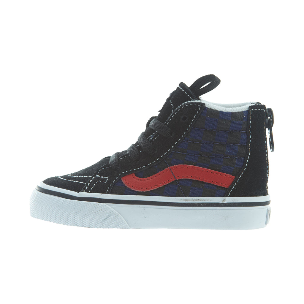 Vans Sk8-hi Zip( Checkerboard ) Toddlers Style : Vn0a32r3-ODI