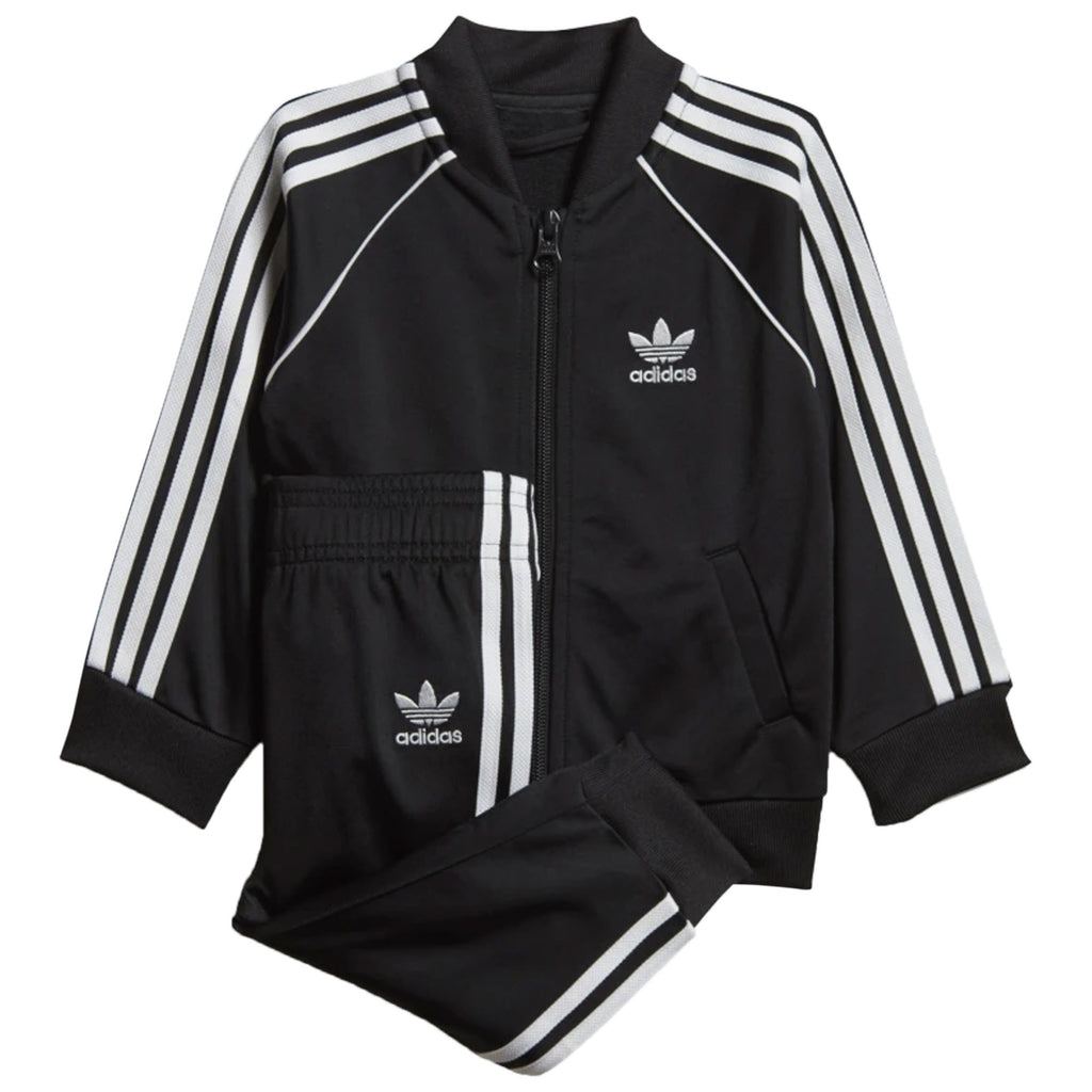 Adidas Superstar Suit Toddlers Style : Dv2820-BLACK/WHITE