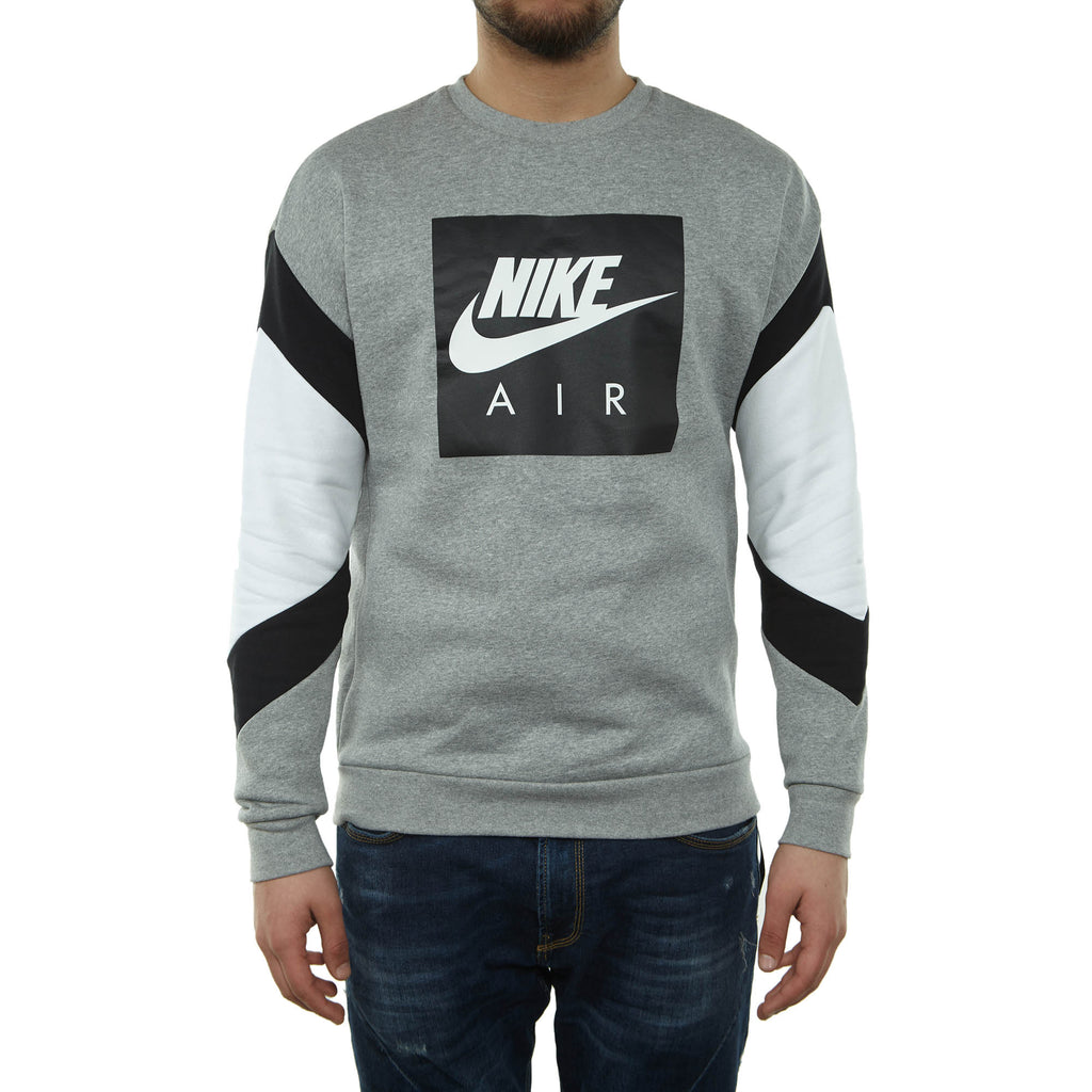 Nike Air Fleece Crew Mens Style : 928635-063